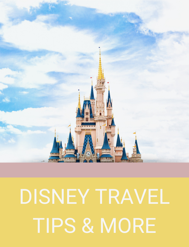 Disney Trip Tips and More